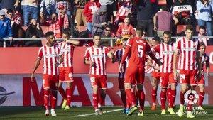 El Girona tendrá que luchar por el ascenso sin su afición