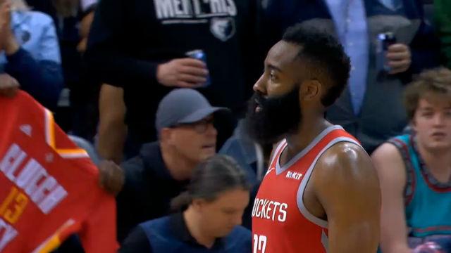 Harden, otro partido de MVP