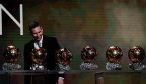 La increíble reacción de Pau Gasol tras el Balón de Oro de Messi