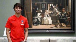 Joao Félix es la nueva estrella del Atlético de Madrid