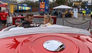 John Travolta y Olivia Newton-John, juntos de nuevo al más puro estilo Grease