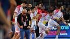 Jordi Ribera celebra el pase a la final