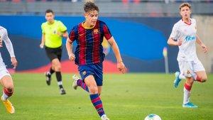 El Juvenil del Barça consiguió una importante victoria ante el Mallorca