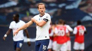 Kane puede estar buscando una salida del Tottenham