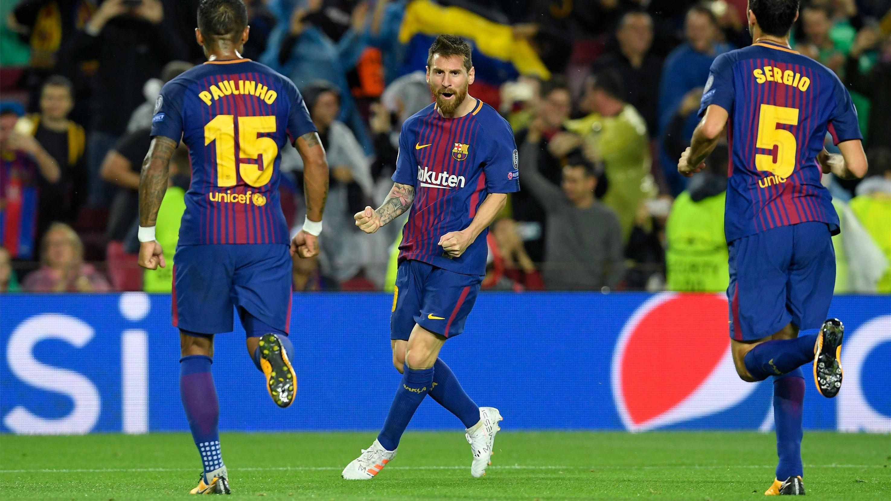 LACHAMPIONS FCB | FC Barcelona - Olympiacos (3-1)