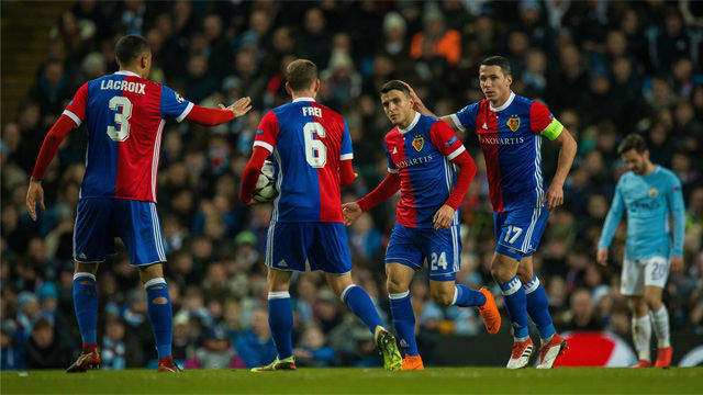 LACHAMPIONS | Manchester City - Basilea (1-2)