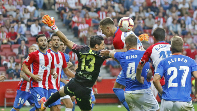 LALIGA 123 | Sporting - Reus (1-1)