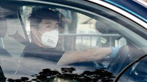 Wu Lei, inmunizado al coronavirus