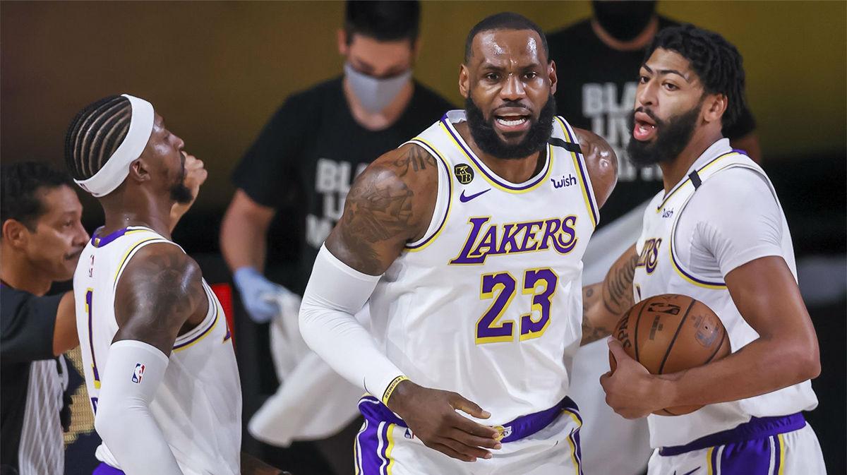 Los Lakers pasan a la final de conferencia