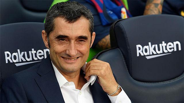 Los planes de Valverde para la alineación de Anoeta