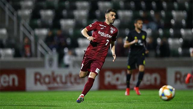 Los últimos goles de David Villa con el Vissel Kobe