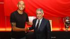Luisäo jugará en el Benfica hasta 2018