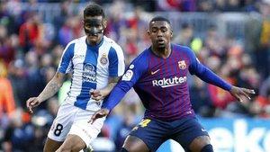 Malcom quiere seguir en el Barcelona