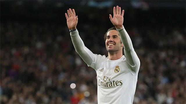 ¡Marca el Madrid! ¡Marca el Señor de Europa! ¡Marca Isco!, así narraron las radios el 1-0