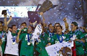 México, con Gerardo Martino, es uno de los favoritos para gaanr la Copa Oro
