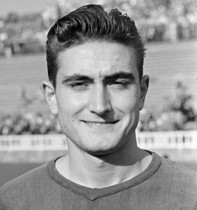 Miquel Ferrer jugó un partido oficial con el FC Barcelona la temporada 1951-52