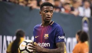 Nelson Semedo debutó con el Barcelona
