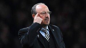 El Newcastle aún está buscando un recambio para Benítez
