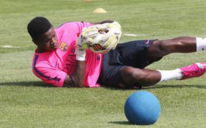 Ondoa dice adiós al Barça B