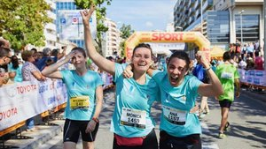 En la pasada edición participaron 2.500 corredoras