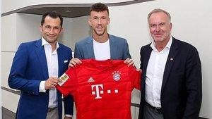 Perisic ya es jugador del Bayern de Múnich