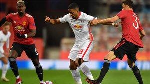 A pesar de su paso perfecto en Champions, el Manchester United no se ha encontrado bien en el torneo local