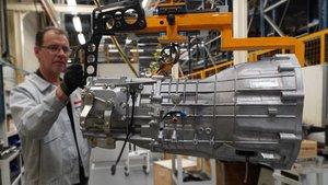 La planta de Powertrain de Nissan en Barcelona producirá las nuevas transmisiones.