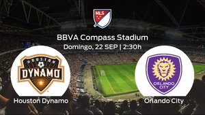 Previa del partido de la jornada 38: Houston Dynamo contra Orlando City