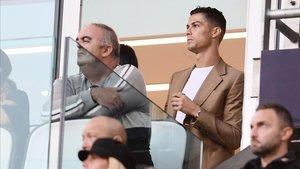 Problemas serios para Cristiano Ronaldo