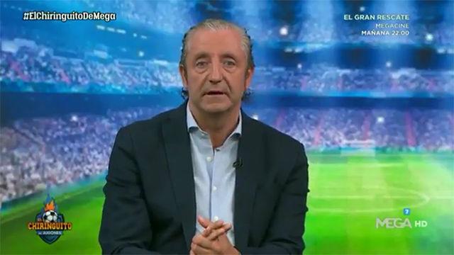 La promesa de Pedrerol si se cumple el fichaje de Neymar