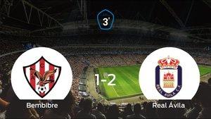 El Real Ávila derrota en el Polideportivo de La Devesa al Atl. Bembibre (1-2)