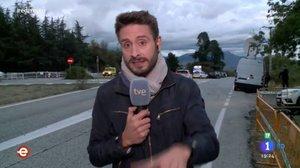 Un reportero de España Directo: Franco descansará junto a Carmen Calvo