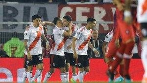 River Plate sigue firme en el camino de volver a ganar la Copa Libertadores