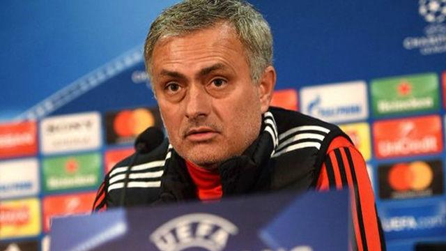La rueda de prensa de Mourinho antes de recibir al Sevilla