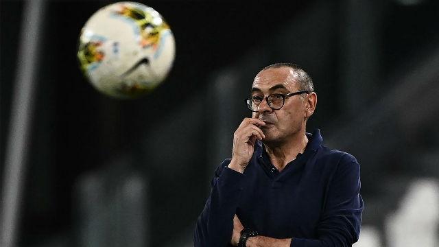 Sarri: No sé qué pasa entre Arthur y el Barcelona