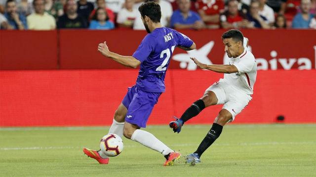 El Sevilla ya está en Budapest para el partido de vuelta ante el Ujpest