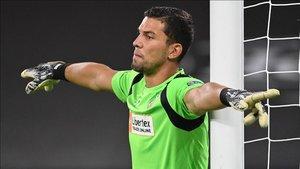 Soria habló de los penalties fallados