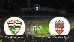 El Trival Valderas pierde ante el Alcobendas Sport por 0-2