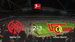 El Union Berlín vence 2-3 en el feudo del Mainz 05