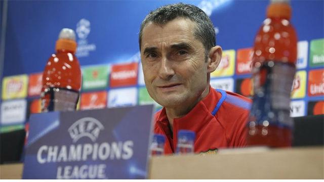Valverde: André hizo un acto de valentía