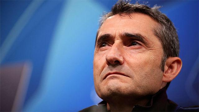 Valverde: Mañana decidiremos si juega Messi