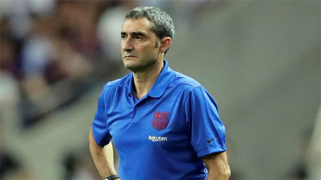 Valverde siembra la duda en torno al futuro de Rakitic