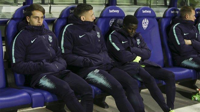 Roja para Wague, ¿podrá jugar la Copa del Rey ante el Sevilla?