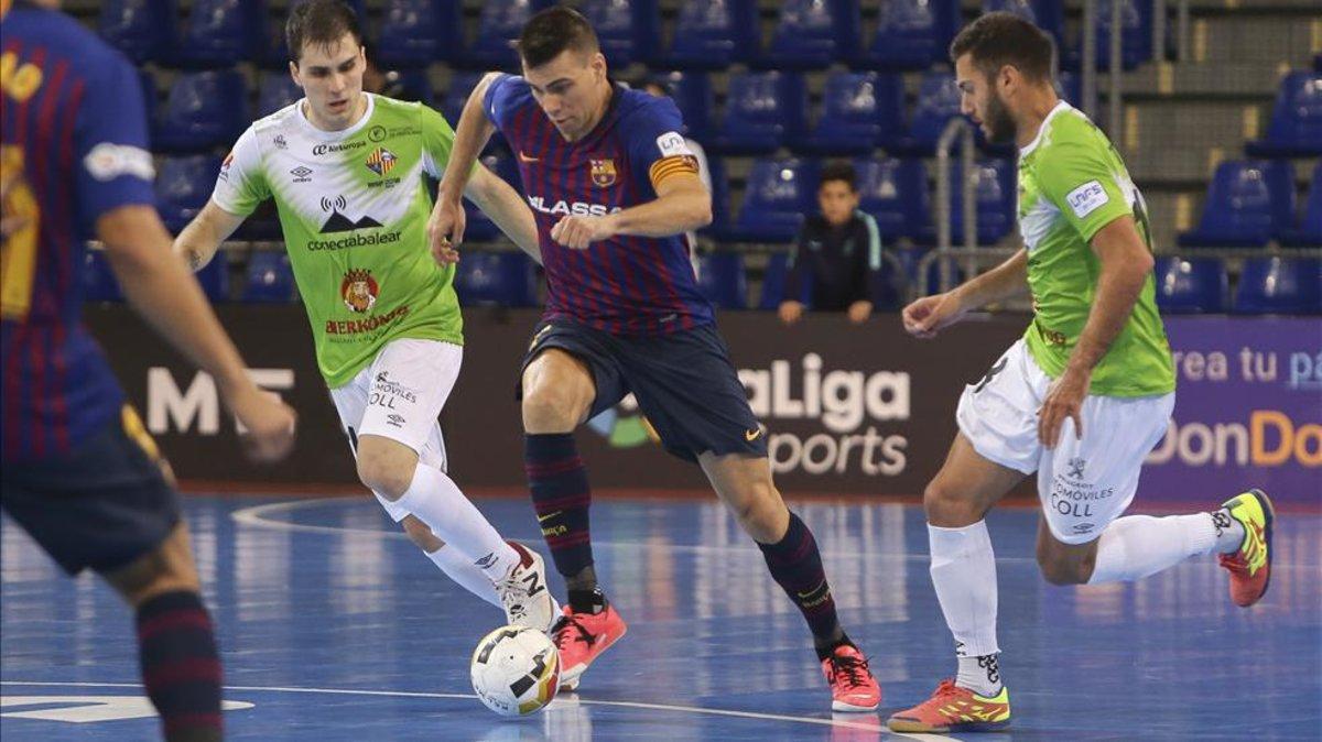 El Barça Lassa, a dar el primer paso hacia la final en el Palau