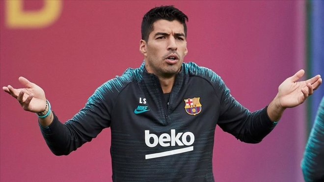 Luis Suarez Reportedly Looking For MLS Move