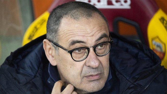 Los fans de la Juventus, enfadados con Sarri tras sus últimas declaraciones