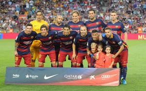 El 1x1 de los jugadores del Barça