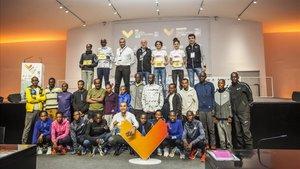 200 atletas de primer nivel lucharán por batir el récord de laprueba en los mejores 42,195 kilómetros de España