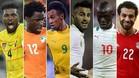 Adebayor, Bony, Aubameyang, Mahrez, Mané, Salah... por figuras no quedará
