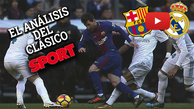 Miguel Quintana, Canal Blaugrana, David De las Heras y Ecos del Balón analizan en exclusiva para SPORT los detalles de lo que pueden ser los factores clave para el Barça-Madrid de este domingo